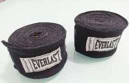 Bandagem Everlast 2,74mts preta
