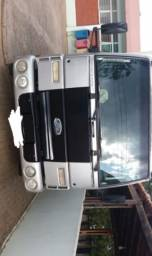 Ford cargo 712 caminhão baú