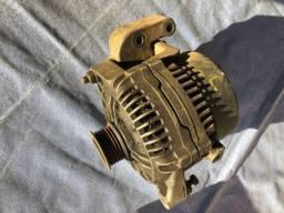 Alternador e motor de partida Vectra