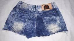 Short Jeans tam 38 novo