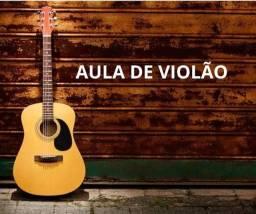 AULA DE VIOLÃO À DOMICÍLIO