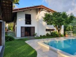 Casa em Cond. em Aldeia 5 Quartos 3 Suítes 450m² c/ Piscina