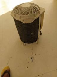 Condensador 12.000 btus compressor queimado