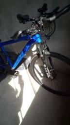 Bicicleta para pedalar completa