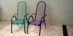 Cadeiras de linha