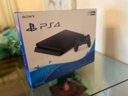 PS4 PlayStation 4 500gb   Lacrado na Caixa