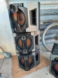 Caixas Sony 900 w