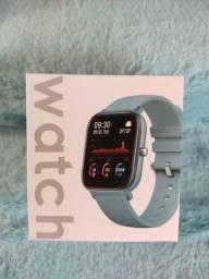 Relógio inteligente P8 senbono