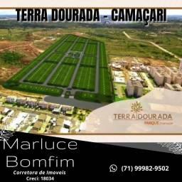 Terra Dourada Parque - Grande Oportunidade para Moradia e Investimento! Camaçari