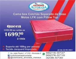 Cama Queen 1699,90 Molas