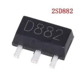 d882 smd kit (50-pcs)
