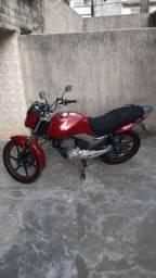 Vendo moto Honda
