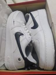 Título do anúncio: Nike Air Force 1, branco.