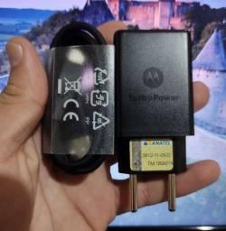 Carregador Motorola Original turbo Power