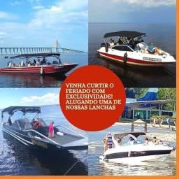 .. Excelente para seu Evento, Alugamos Lanchas, Iates, Barcos