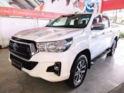 Título do anúncio: Toyota Hilux SRV 2.8 4X4 Diesel 2019