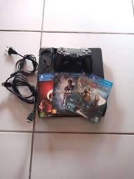 Título do anúncio: PS4 em boa qualidade
