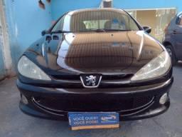 Peugeot 206 Hatch. Moonlight 1.4 8V (flex) 2008
