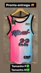 Título do anúncio: Camisa de Basquete Miami Heats