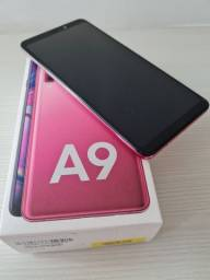 Samsung Galaxy A9 - 128GB - IMPECÁVEL