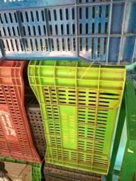 Caixas plástica