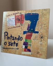 Liro Pintando 7 - Carlos A. Migliorim