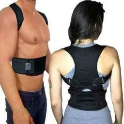 Colete cinta corretor de postura