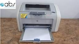 Impressora laser HP 1020 em perfeito estado + um toner novo e garantia