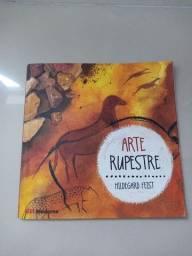 Livro Arte rupestre