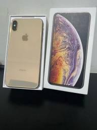 iPhone XS Max 64Gb Gold (Garantia de 04 meses)