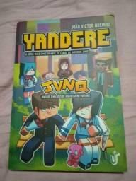 "Livro ""Yandere"" USADO"