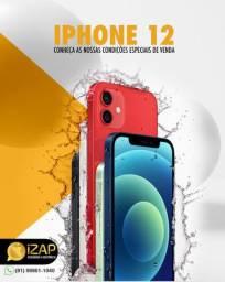 Título do anúncio: iPhones novos com um ano de garantia apple