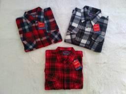 Camisas de Flanela 20%OFF *Loja em Santa Cruz do Sul