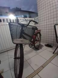 Bicicleta semi-nova com nota fiscal