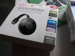 Chromecast 2 Semi novo Original