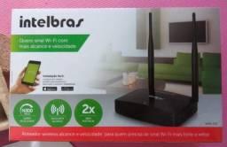 Roteador Wireless Intelbras WRN300 300mbps