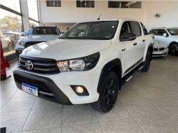 Toyota Hilux 2018 2.8 sr challenge 4x4 cd 16v diesel 4p automático