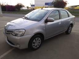 Toyota Etios Sedan XS 1.5 AT