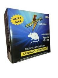 Título do anúncio: Raticida girassol azul - terminix - veneno de rato