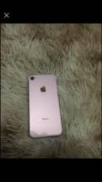 iPhone 7 rose impecável pra sair hoje