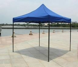 A mais vendida tenda sanfonada reforçada aceito cartão fone *