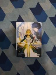 Mangá Light Novel Fate Zero