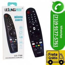 Controle Remoto Magica Universal Smart tv Pc Notebook LG Magic Samsung (NOVO)