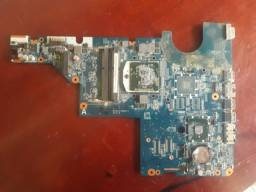 Placa mãe HP G42 DA0AX1MB6H1 Rev:h Funcionando Perfeitamente