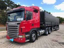 Título do anúncio: Scania carreta ls graneleiro