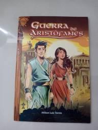 Livro Guerra de Aristófanes