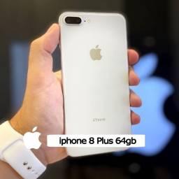 Título do anúncio: iPhone 8 Plus 64GB Semi novo