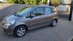 Honda Fit 2007 completo