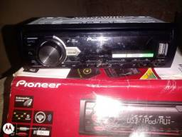 Rádio Pioneer 1 mês de uzo