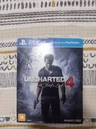 Unchartd 4 PS4